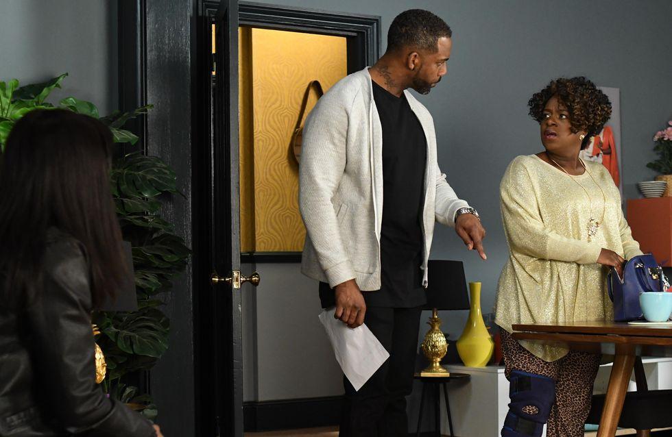 Eastenders 05/05 - Kim's Latest Spending Spree Leaves Denise Short-Changed