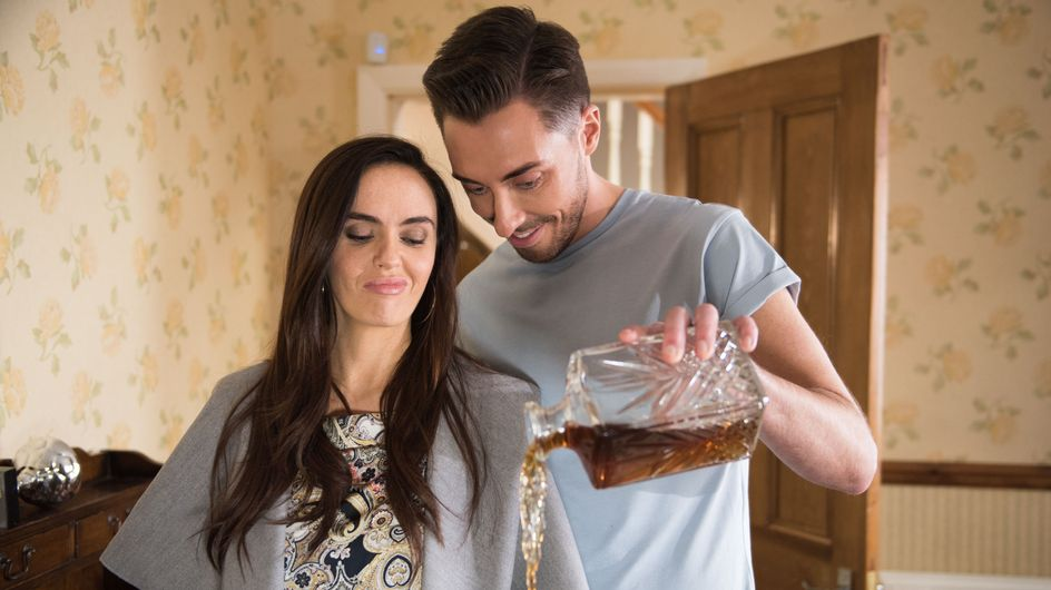 Hollyoaks 02/05 - Scott Is Heartbroken When His Meeting With His Biological Family Is Cancelled