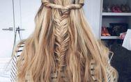 Hair-spiration gesucht? 5 kreative Frisuren für lange Haare!