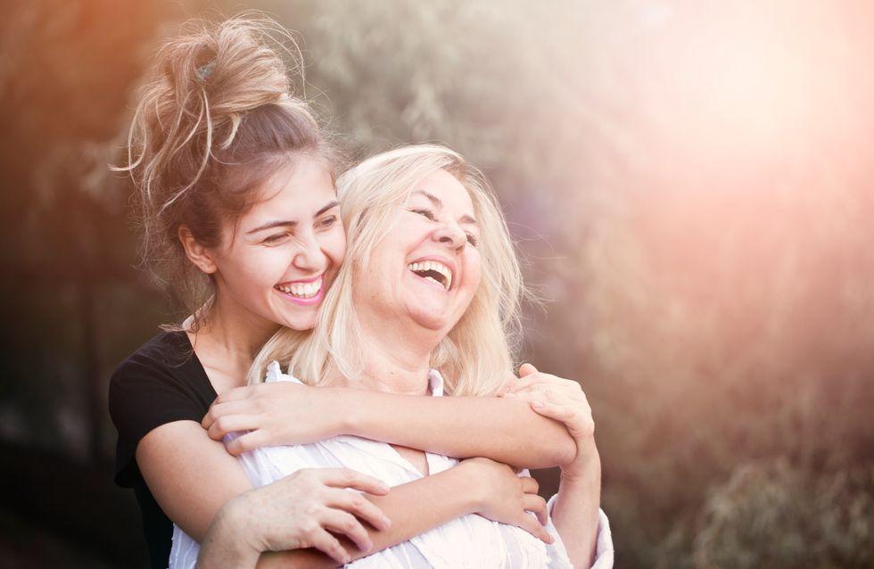 Mama ist die BESTE! Warum wir sie viel öfter fest in den Arm nehmen sollten