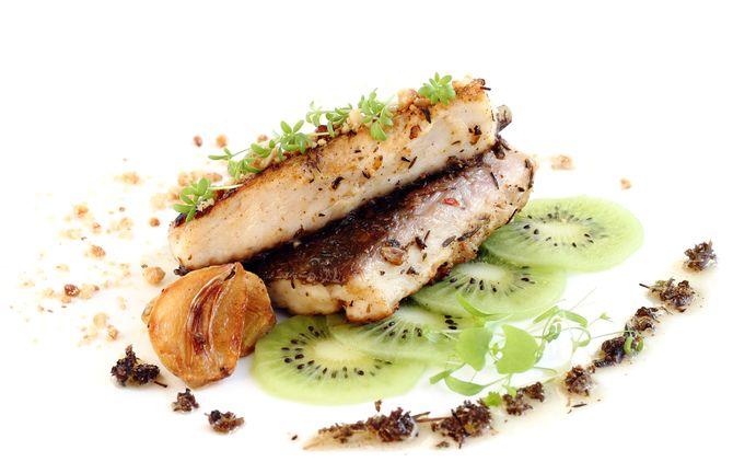 Dans une recette de poisson ou de viande blanche, le kiwi s'intègre avec raffinement.