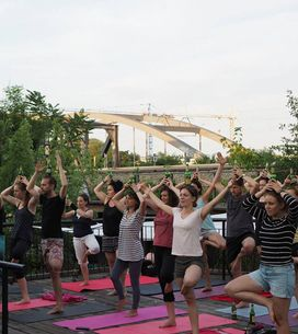 Beer Yoga Is The Latest Fitness Fad You Need To Try