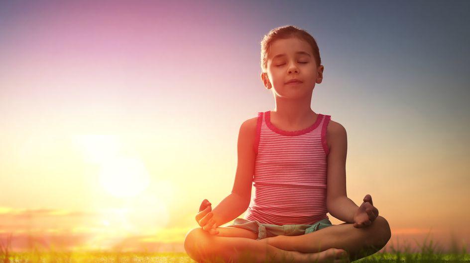 Los increíbles beneficios del yoga para niños