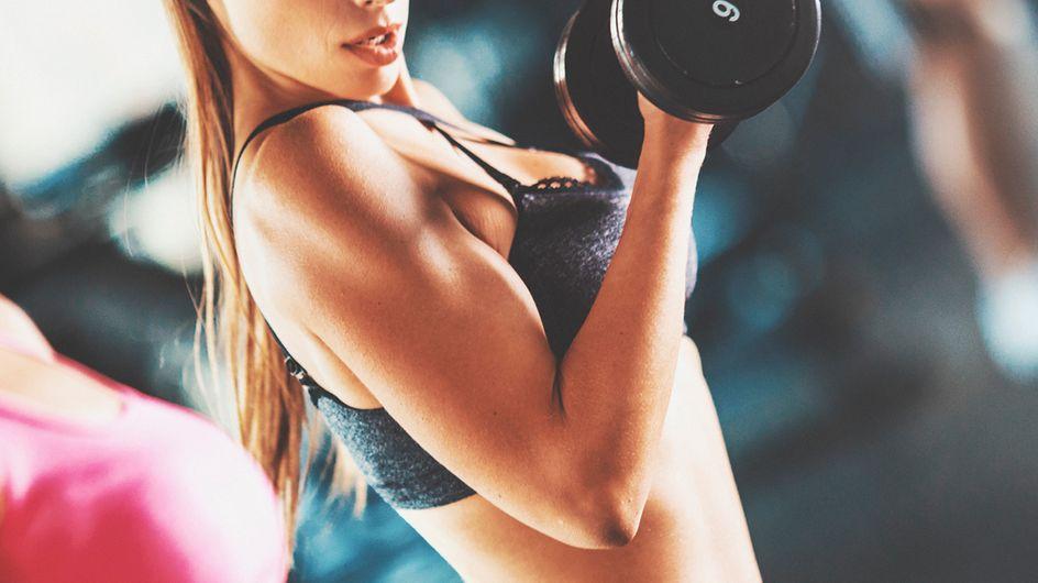 5 passos para tonificar os braços