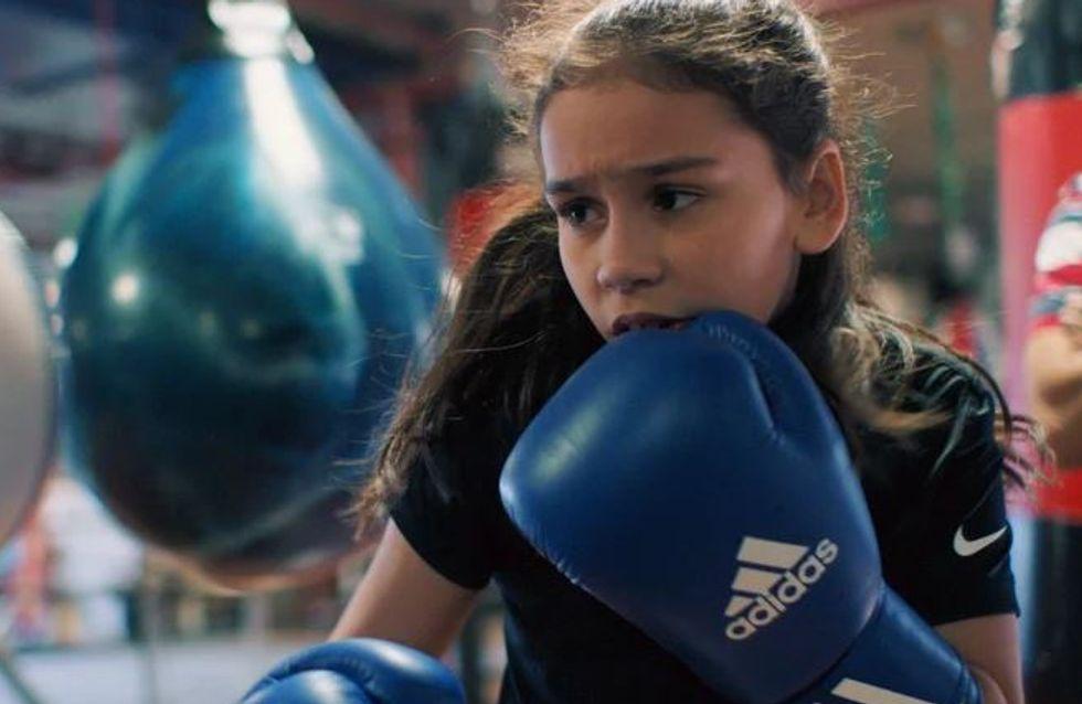 À 10 ans, elle met K.O le monde de la boxe (vidéo)