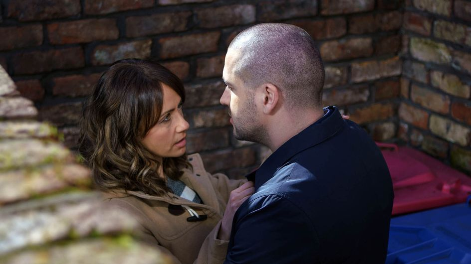 Coronation Street 08/05 - Is Maria Cut Out For Life As A Mistress?