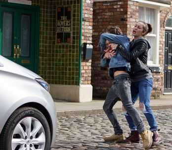 Coronation Street 12/05 - Michelle And Steve's Issues Have Repercussions