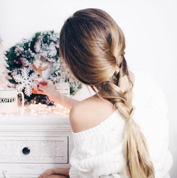 So Sexy 50 Frisuren Für Dickes Haar Die Ihr Lieben Werdet
