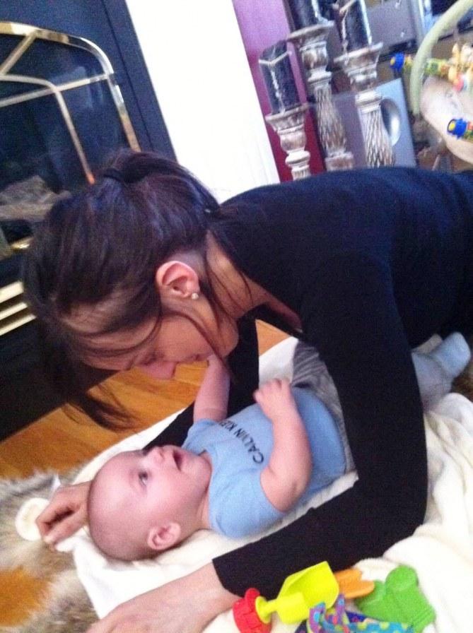 Moi et mon bébé, Nathan