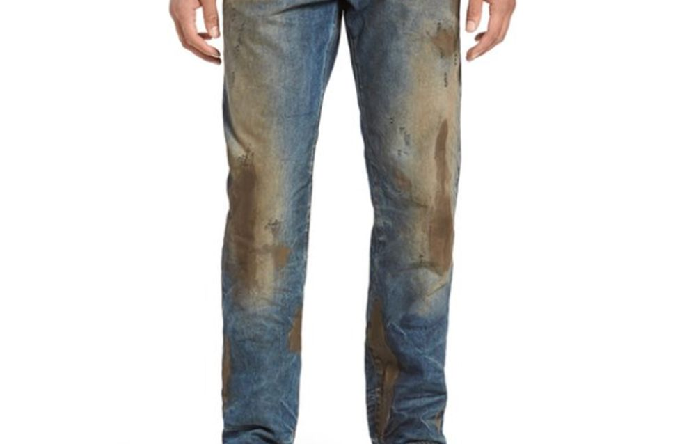You Can Pay £350 To Pretend You Went To Glastonbury With Nordstrom's Mud Jeans