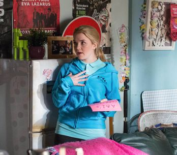 Eastenders 11/05 - Abi Starts To Annoy Her New Housemates