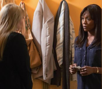 Eastenders 12/05 - Sharon Knows Denise Is Hiding Something