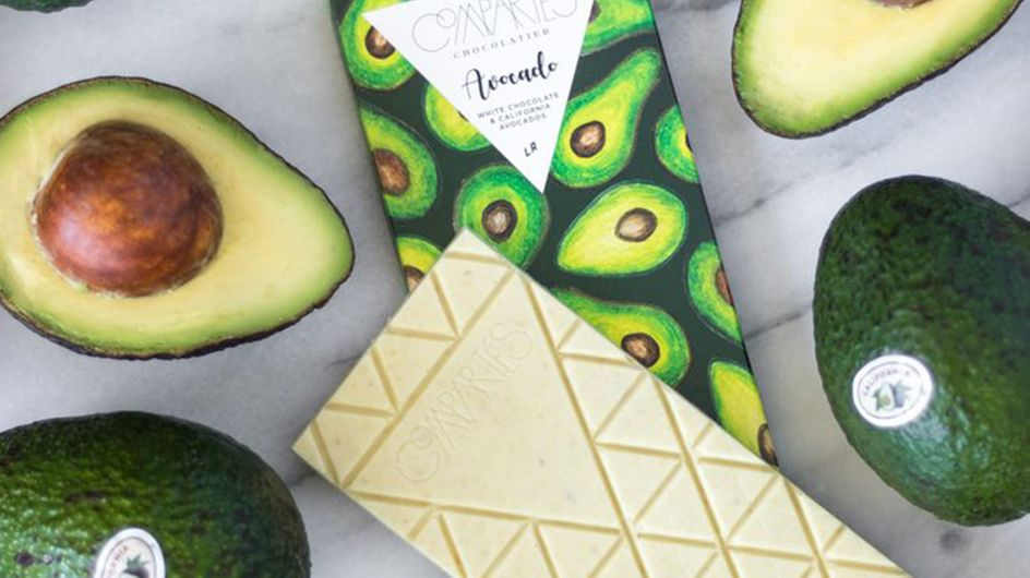 Avocado Chocolate Could Be The Best Thing You'll Ever Eat For Breakfast