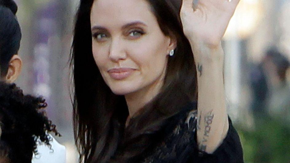 Angelina Jolie ha encontrado el amor con un ejecutivo inglés