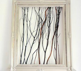 5 DIY déco avec une branche de bois pour une touche nature chez soi