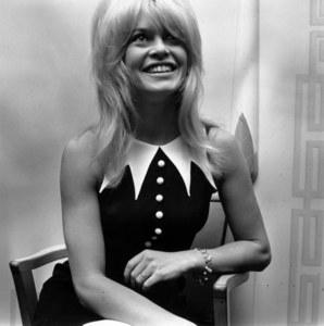 Britgitte Bardot dans les années 60