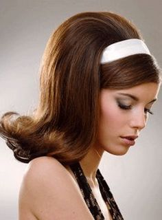 Tendance Coiffure Sixties 70 Styles Coiffure Des Annees 60