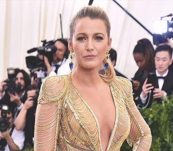 On craque pour la robe sirène de Blake Lively au MET Gala 2017 (Photos)
