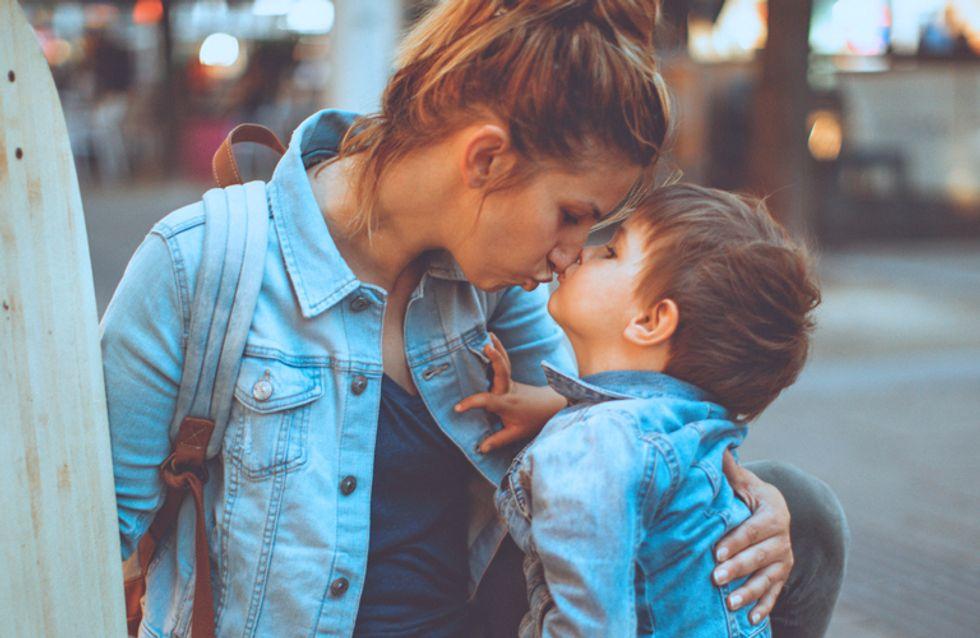 Die perfekte Mutter gibt es nicht, es gibt nur echte Mamas!