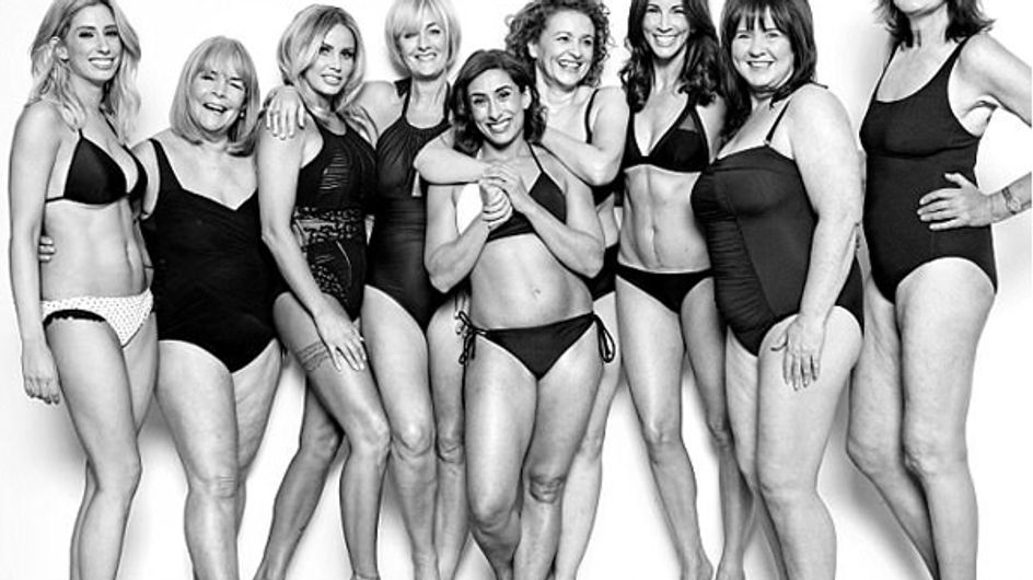 Loose Women's Unphotoshopped Underwear Shoot Is The Body-confident Campaign Women Need