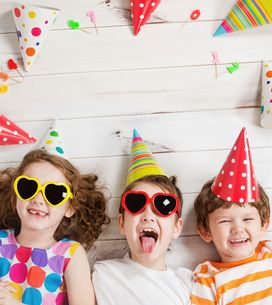 DIY: aniversário infantil sem personagem