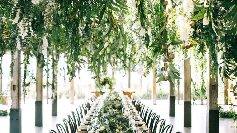 Decoração perfeita para um casamento no campo