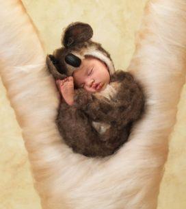 Voici les clichés de bébés les plus mignons que vous verrez aujourd'hui (Photos)