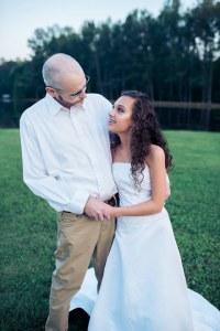 Ce père atteint d'un cancer fait le plus beau des cadeaux à ses enfants
