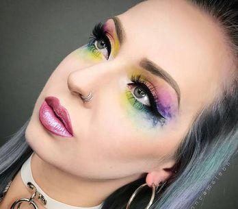 Saca a la artista que llevas dentro con el maquillaje acuarela