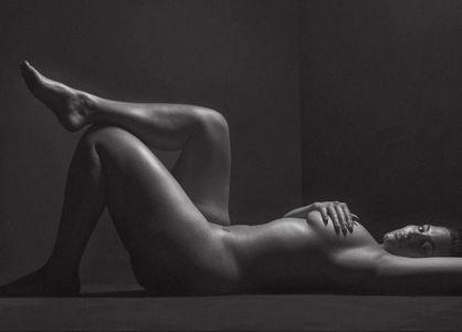 Ashley Graham pour V Magazine