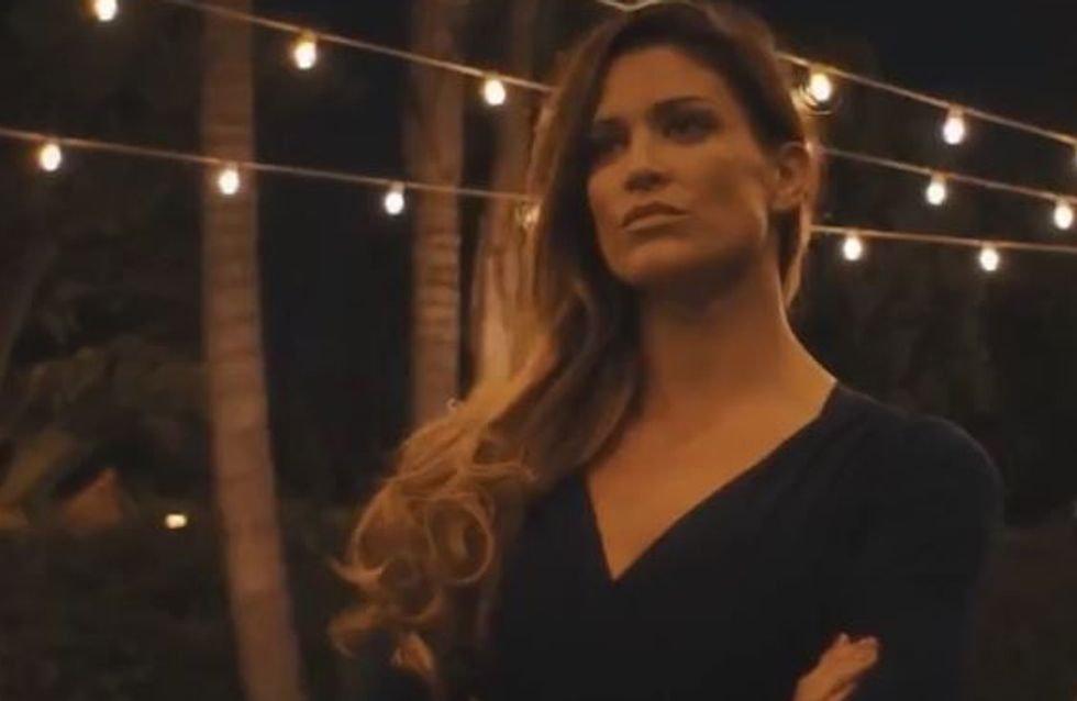 Cette campagne nous montre des femmes qui bottent les fesses de leur agresseur et ça fait du bien (vidéo)