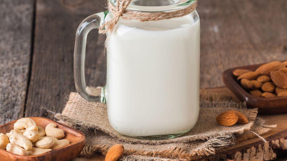 """Cuisinez sans lactose avec du """"lait"""" végétal !"""