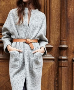 La ceinture nouée : votre allié look stylé