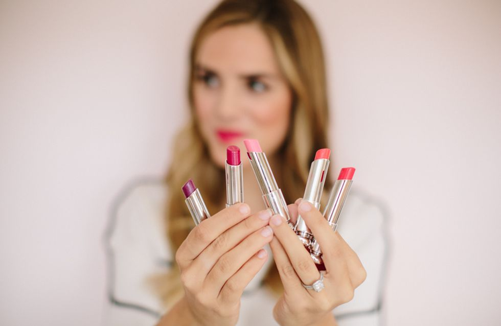 Perfekte Lippenstiftfarbe: DAS haben deine Brustwarzen damit zu tun!