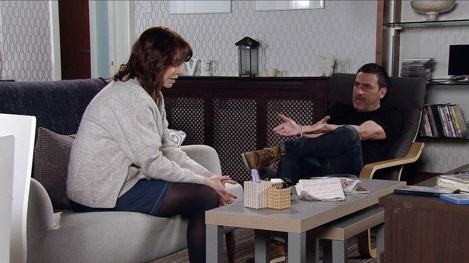 Coronation Street 15/05 - Peter's Gutted To Learn Toyah's True Feelings