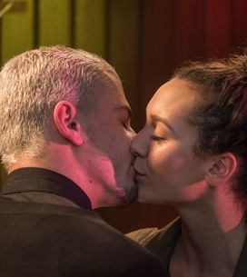 Hollyoaks 15/05 - Joel Kisses Cleo