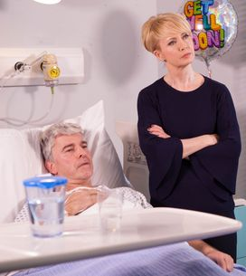 Hollyoaks 19/05 - Marnie Panics When Mac Doesn't Know Where He Is