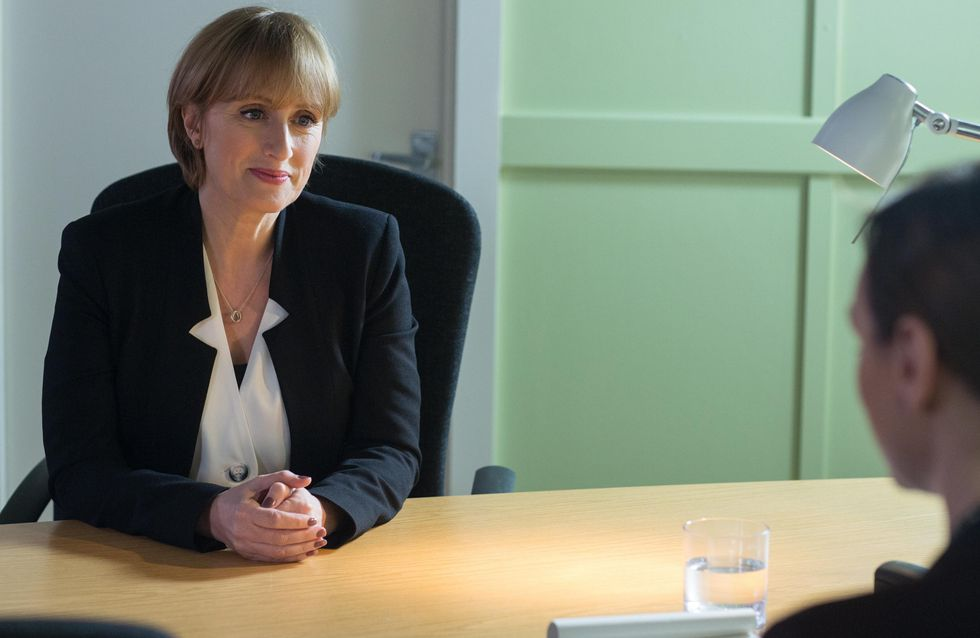 Eastenders 15/05 - Michelle Attends A Job Interview