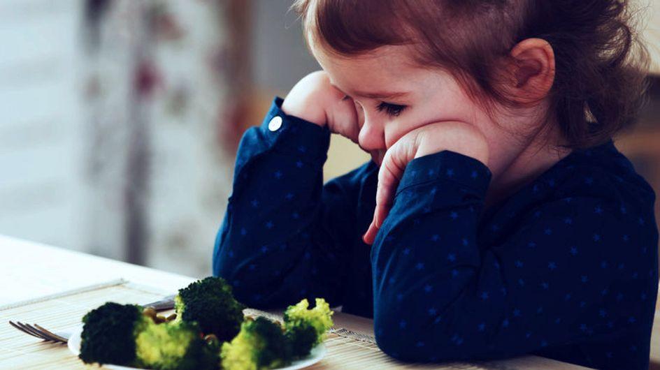 Tipps für mäkelige Esser: Was tun, wenn das Kind sein Gemüse nicht anrührt?