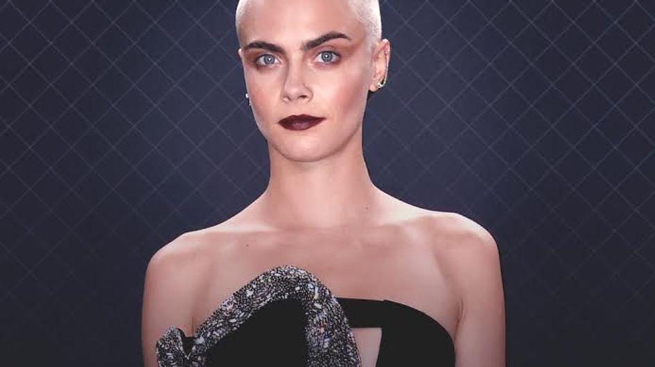 Cara Delevingne, Emma Watson... les looks les plus fous des MTV Movie Awards (Photos)