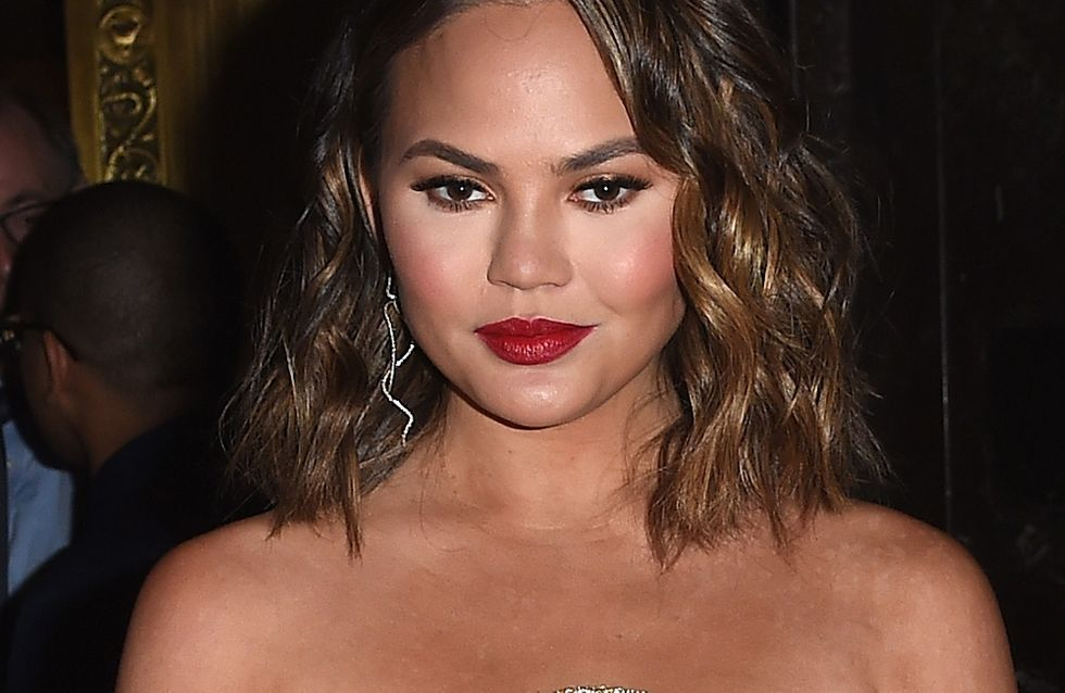 Chrissy Teigen Fools Everyone Into Thinking She's Had Extensive Cosmetic Surgery