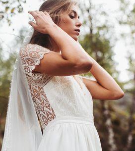90 robes de mariées romantiques pour dire OUI en 2017
