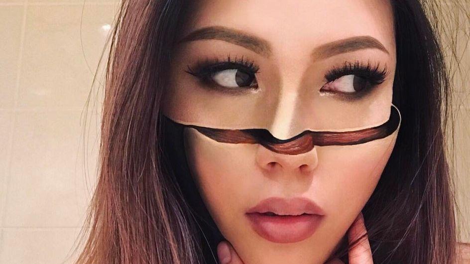 Los maquillajes imposibles que te harán dudar de tu propia vista