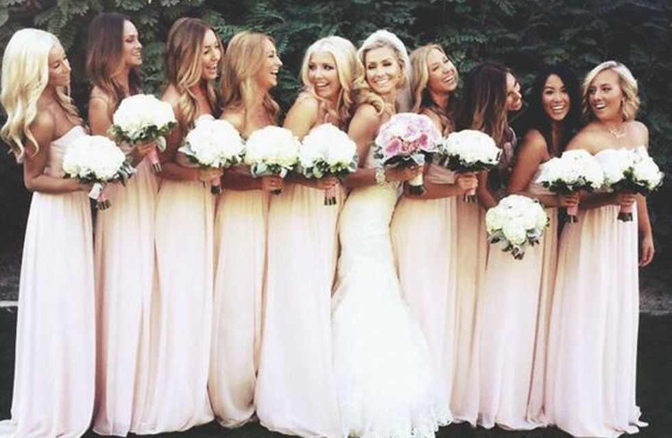 This Bridezilla Is Forcing Her Bridesmaids To Lose Weight For Her Wedding