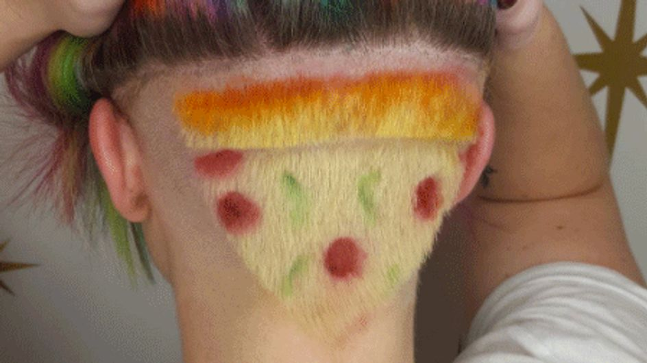 Pizza Undercuts Are Here And You'll Want A Slice Of The Action