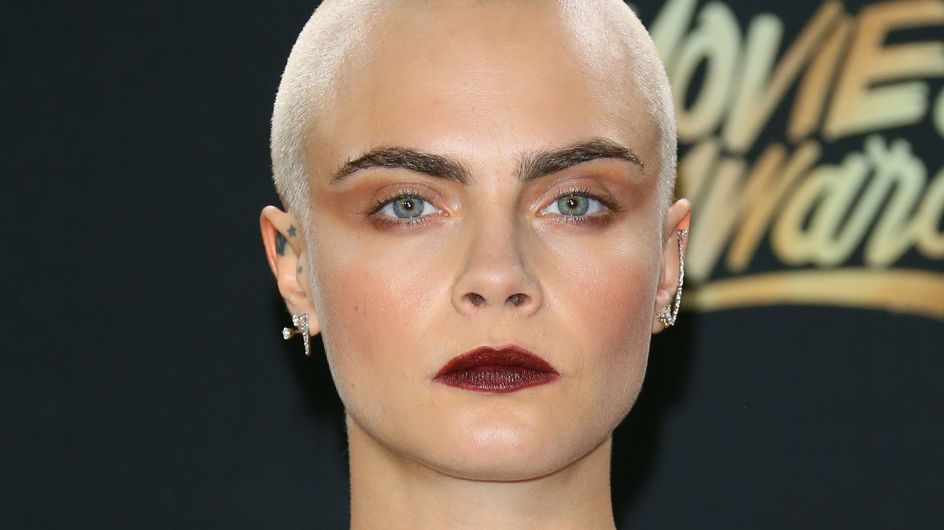 21 Celeb Buzz Cuts That Are Tempting Us To Pick Up The Clippers