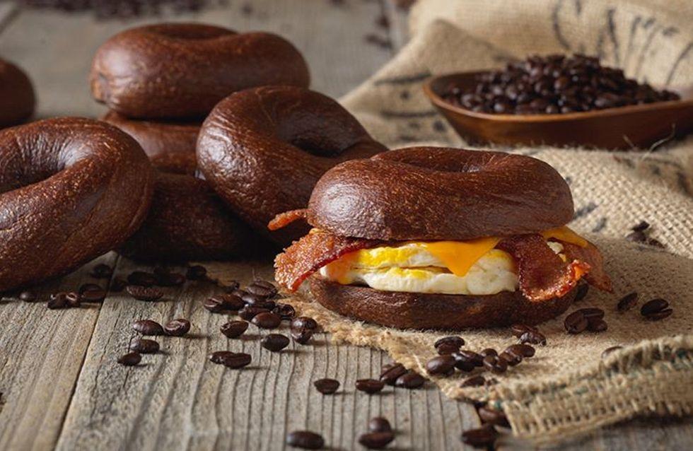 Bagels de café, ¿el sustituto de tu taza cada mañana?