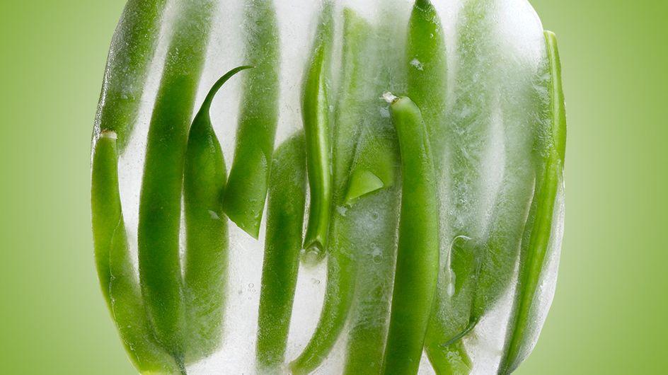 Le grand bluff des légumes surgelés