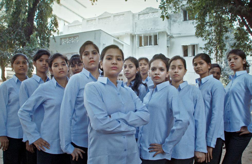 School For Justice, l'école indienne qui forme d'anciennes esclaves sexuelles (vidéo)