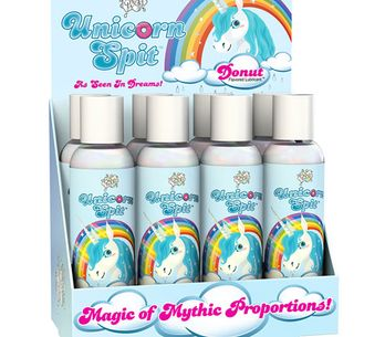 Unicorn Spit Lube Is Proof Our Obsession With The Mythical Creature Has Gone Too Far